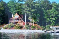 Lake Keowee Retreat